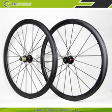 U shape 20/24 spoke holes 700C 38mm hole bicycle wheel tubular size