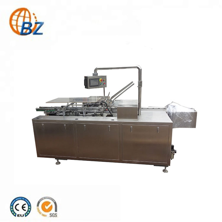 Auto Hot Lijm Doos Verpakkingsmachine, Cartoning Sealer Machine