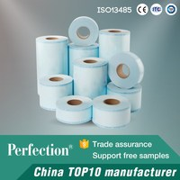 medical disposable materials auto sterilization sealing pouches