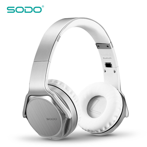 SODO MH3 OEM Flip to Powerful Speaker Bluetooth Headphone (Accept Customize Logo and Package)