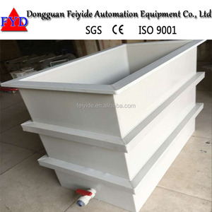 Feiyide Galvanizing Tank Acid Pickling Tanks