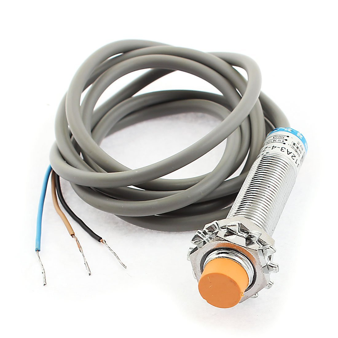 Cheap 5 Vdc Proximity Sensor Find Deals On Wire Configurations Are 2wire 3wire Npn Pnp 4wire And Get Quotations Uxcell Lj12a3 4 Z Bx No 6 36vdc Detection
