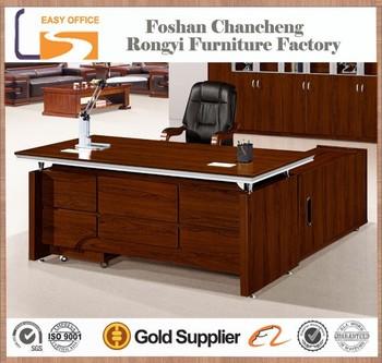 new design l shape office table executive ceo desk office desk size