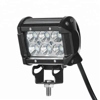 Auto Parts 4 inch 18W ATV LED Light Bar