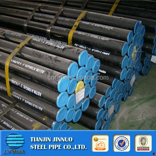 ASTM A 53 A106 Grade B 8 inch schedule 40 80 seamless carbon steel pipe
