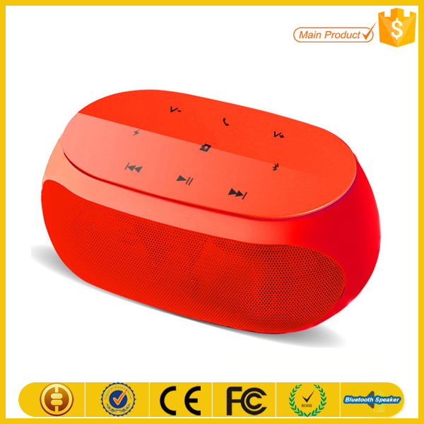 2017 Trend products waterproof mini bluetooth speaker parts