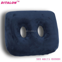 2017 New design high quality memory foam zero gravity chair seat cushion