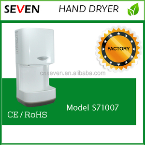 High speed automatic sensor hand dryer china supplier