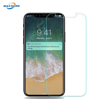 0.3MM Clear Tempered Glass For Apple iPhone X Glass Screen Protector