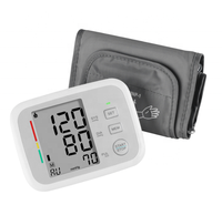 2019 Medical Devices wrist blood pressure monitor factory price