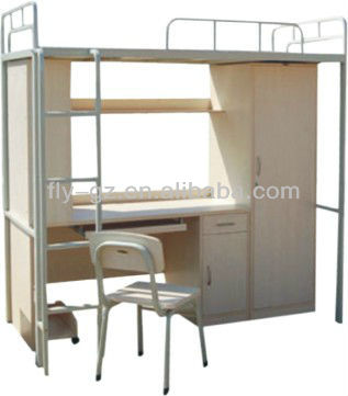Ergonomic cheap price metal college students dormitory beds for sale