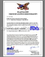 Medio catena trigliceridi/MCT olio MOQ 1KGS