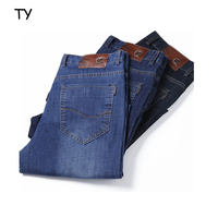 New design wholesale cheap sky blue washed jeans men's shorts casual half pants