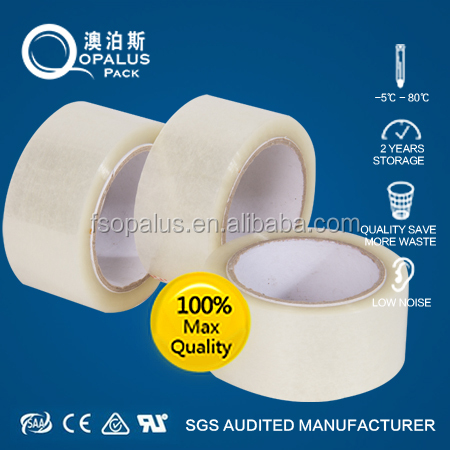 90 Yards Tan Bopp Packaging blue bopp Tape