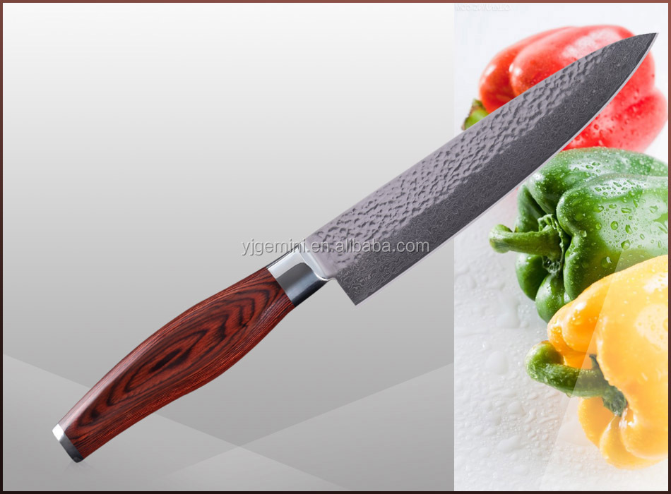 custom damascus knife pictures for kitchen knife useful
