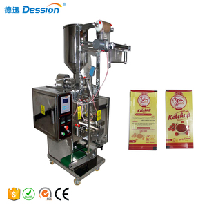 Film stickpack bag type ketchup / honey filling machine