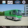 Double Usage New Dongfeng Mini Van Bus