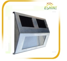 Powerful Led Door Signal Address Lights Stainless Steel Solar House Number Light
