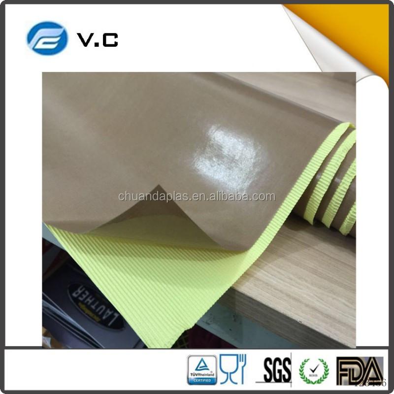 China Low Price High Temperature Resistance Brown Teflon Adhesive ...