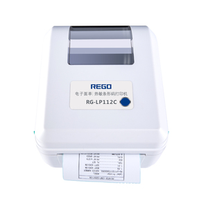 Label Thermal barcode rechargeable receipt printer