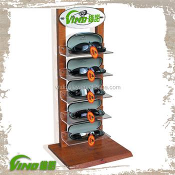 природа деревянный столешницу солнцезащитные очкиочки держатель стойки дисплейдеревянный держатель для солнцезащитных очков Buy деревянные