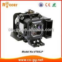 LCD Projector Lamp VT85LP Module For NEC VT480 VT490 VT491VT580 VT590