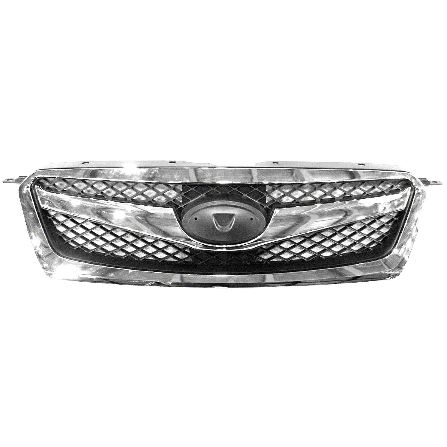 Crash Parts Plus CAPA Front Grille Assembly for 10-12 Subaru Legacy SU1200142