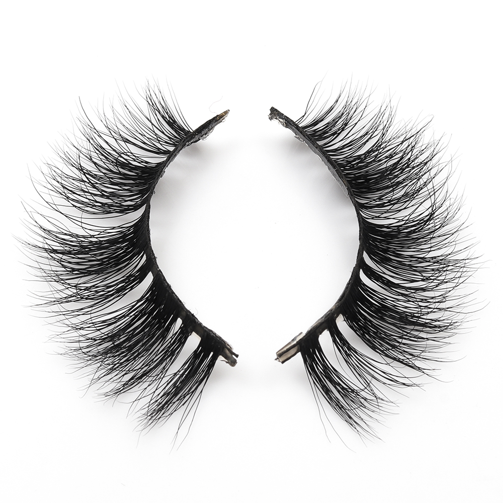 fc58ee0e971 100% real siberian mink eyelash extensions 3D mink false lashes packaging  box wholesale top quality fashion newest lash D123