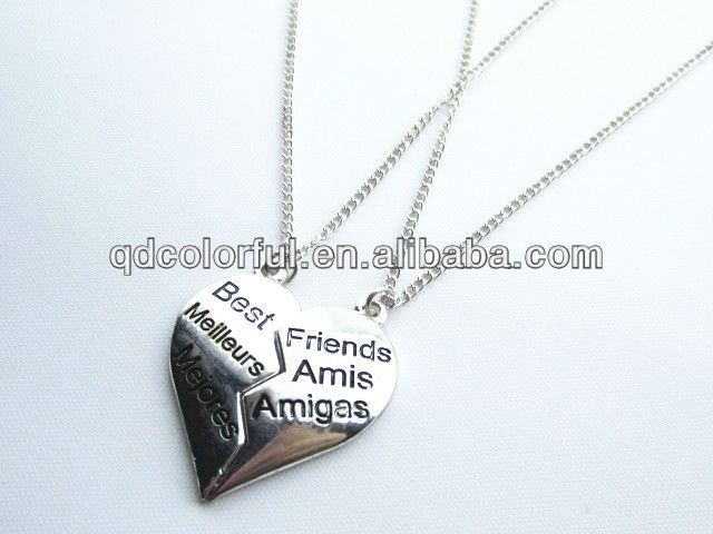 YN4094 china product best friend jewelry for adults