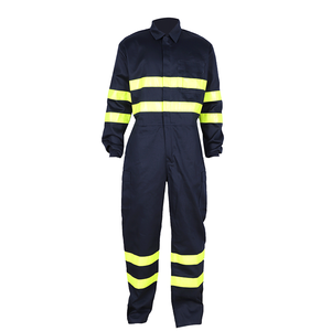 100 Cotton Anti-static Work Construction Clothing