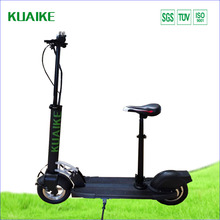 black waterproof adults off road electric scooter kick scooter manual free shipping