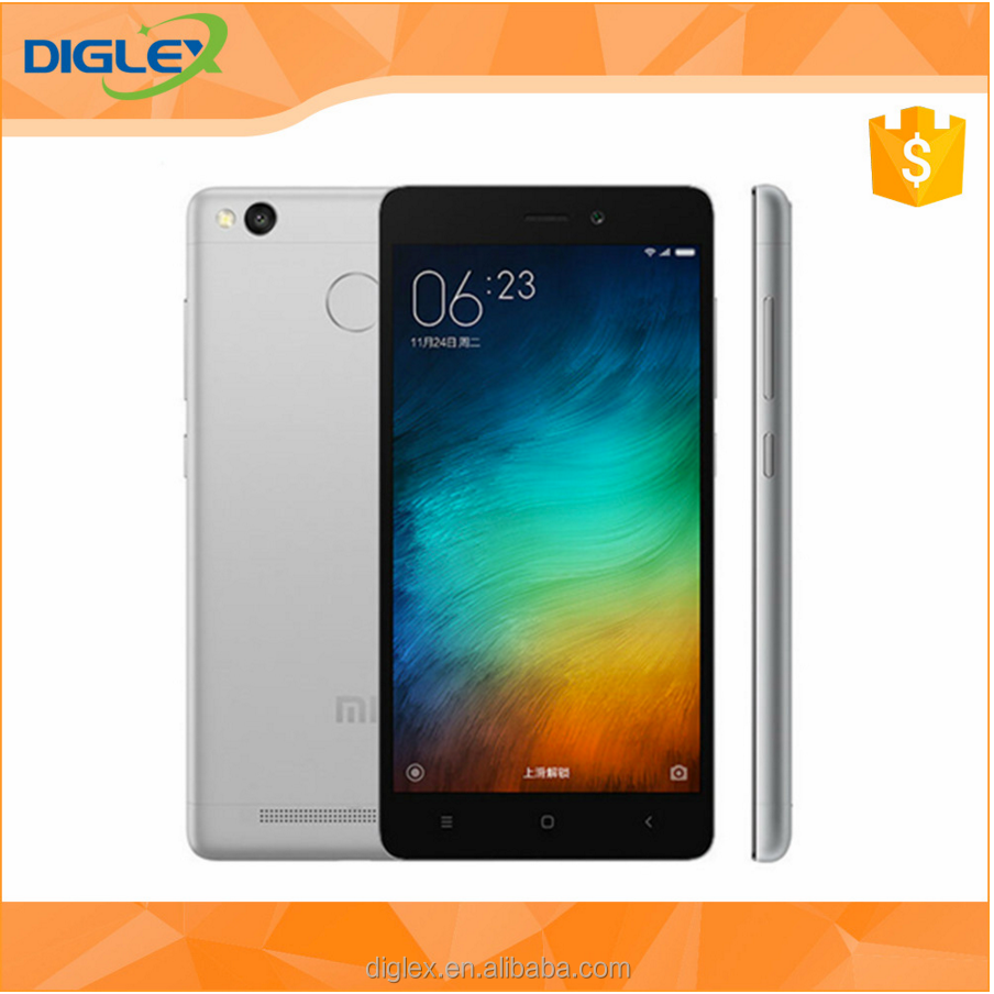 Stock available----International version Xiaomi Redmi 3 pro smartphone 3+32GB Fingerprint function