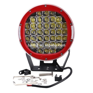 2019 Factory Price 9 Inch Round 111W LED Work Light Fit For Jeep/Tractor/Truck/SUV/ATV