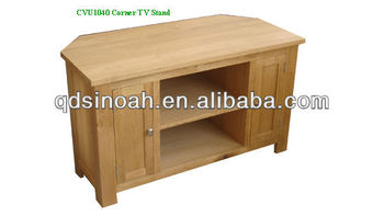 2 door corner tv cabinettv unitwooden tv stand - Corner Tv Stands Wooden