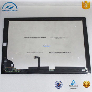New 2160*1440 For Microsoft Surface Pro 3 (1631) TOM12H20 V1.1 LTL120QL01-001 LCD Display Touch Screen Digitizer Assembly Panel