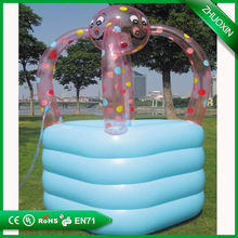 inflatable baby pool, pretty baby spa pool