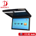Three color 15.6 inch roof car mp5 lcd monitor with USB, SD , hdmi input for all car