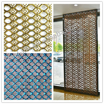 Prime Coated Coloured Wall Art Stainless Sheet Steel Decoration For ...