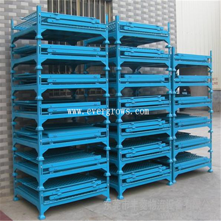 Car Engine Stacking Rack