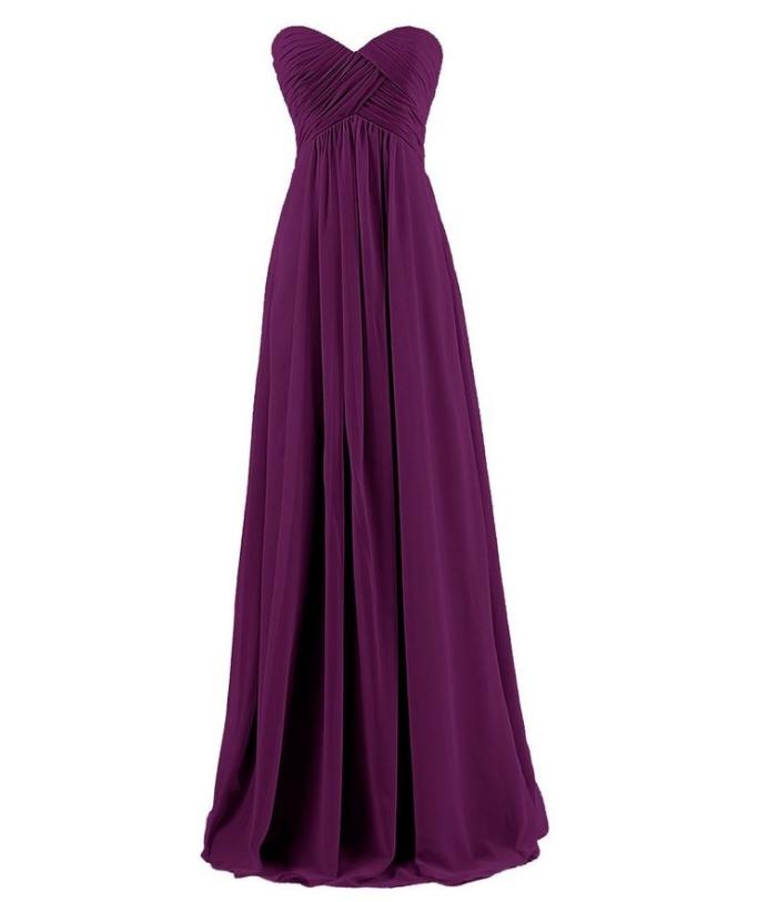 Venta al por mayor vestidos para damas de honor-Compre online los ...