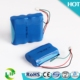 Rechargeable lithium ion battery cell 18650 2S2P li ion battery pack 7.4v 4400mah