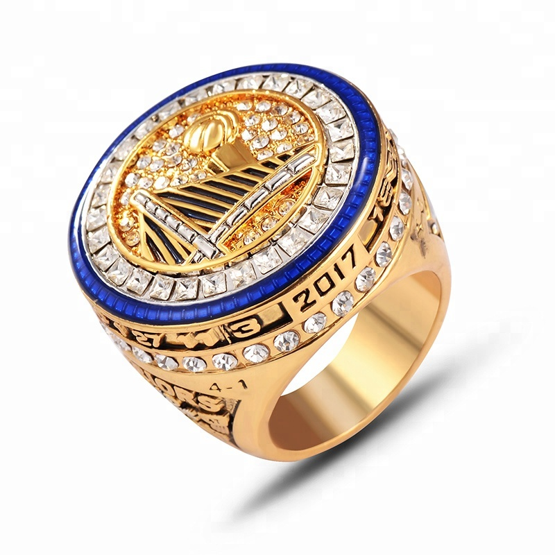 2016-2017 Golden State Warriors Championship <strong>Rings</strong>