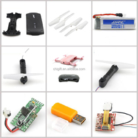 Spare Parts for JJRC H37 RC Quacopter drone