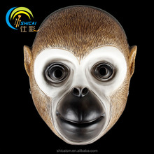 Payday mask movie game theme resin mask Cosplay party decorating props / monkey
