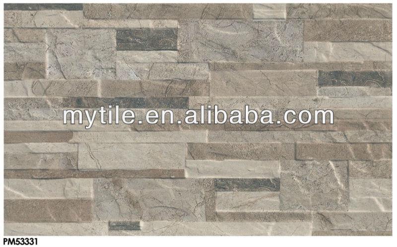 3d decorazione della parete di mattoni piastrelle di ceramica come muro piastrelle di ceramica ...