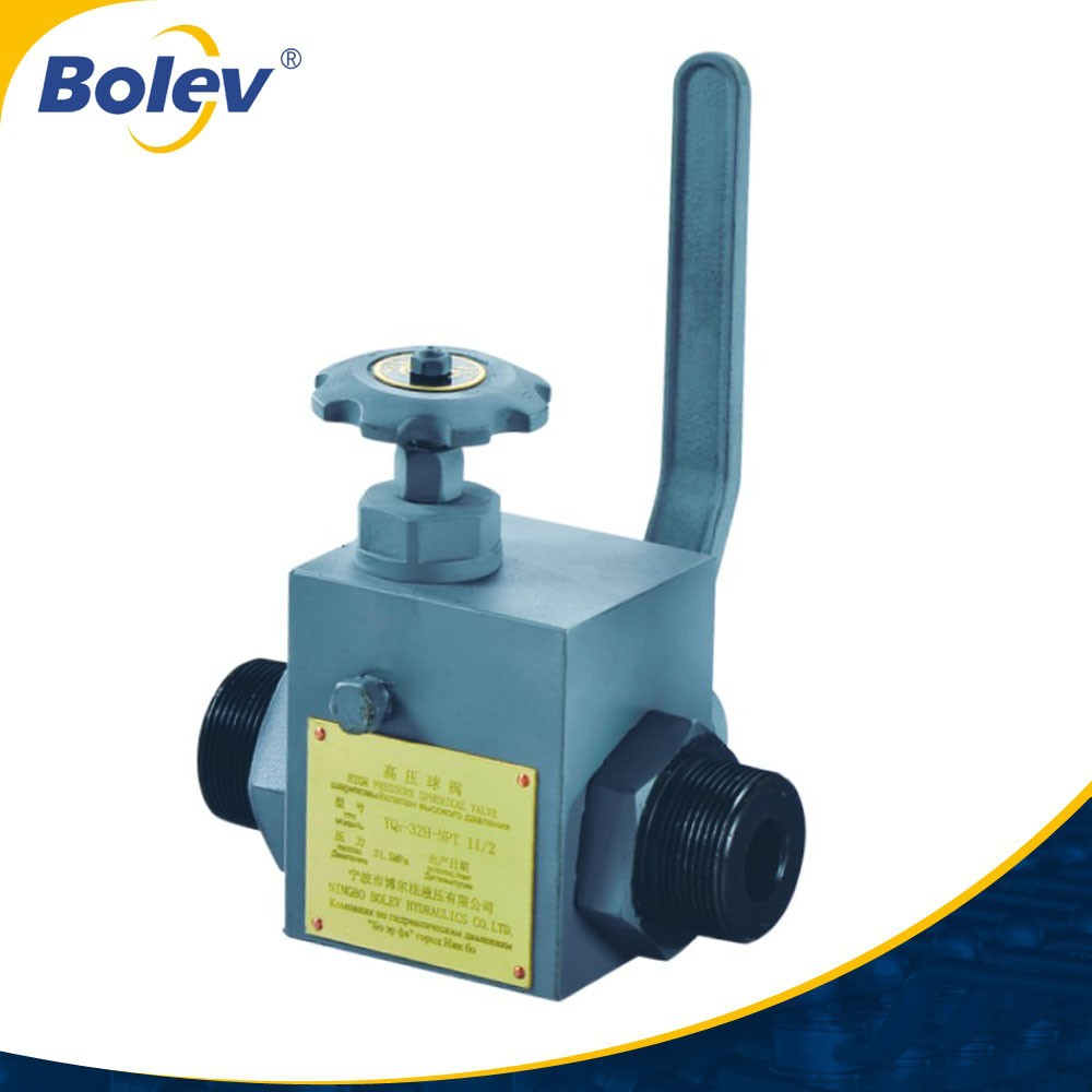 self closing / electric ball valve series