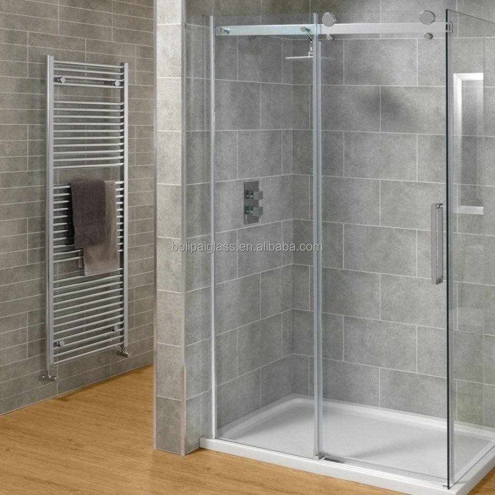 Custom slik screen shower door made in china