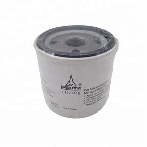 Dalian deutz engine parts oil filter 01174416
