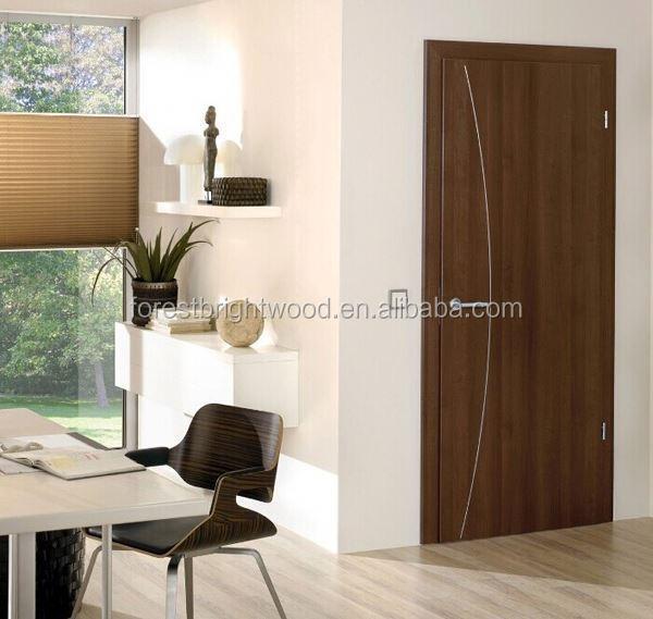 Colores de pintura de chapa de madera puerta de madera for Colores para puertas de madera interiores