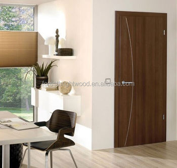 Veneer Paint Colors Wood Door Flat Flush Interior Doors